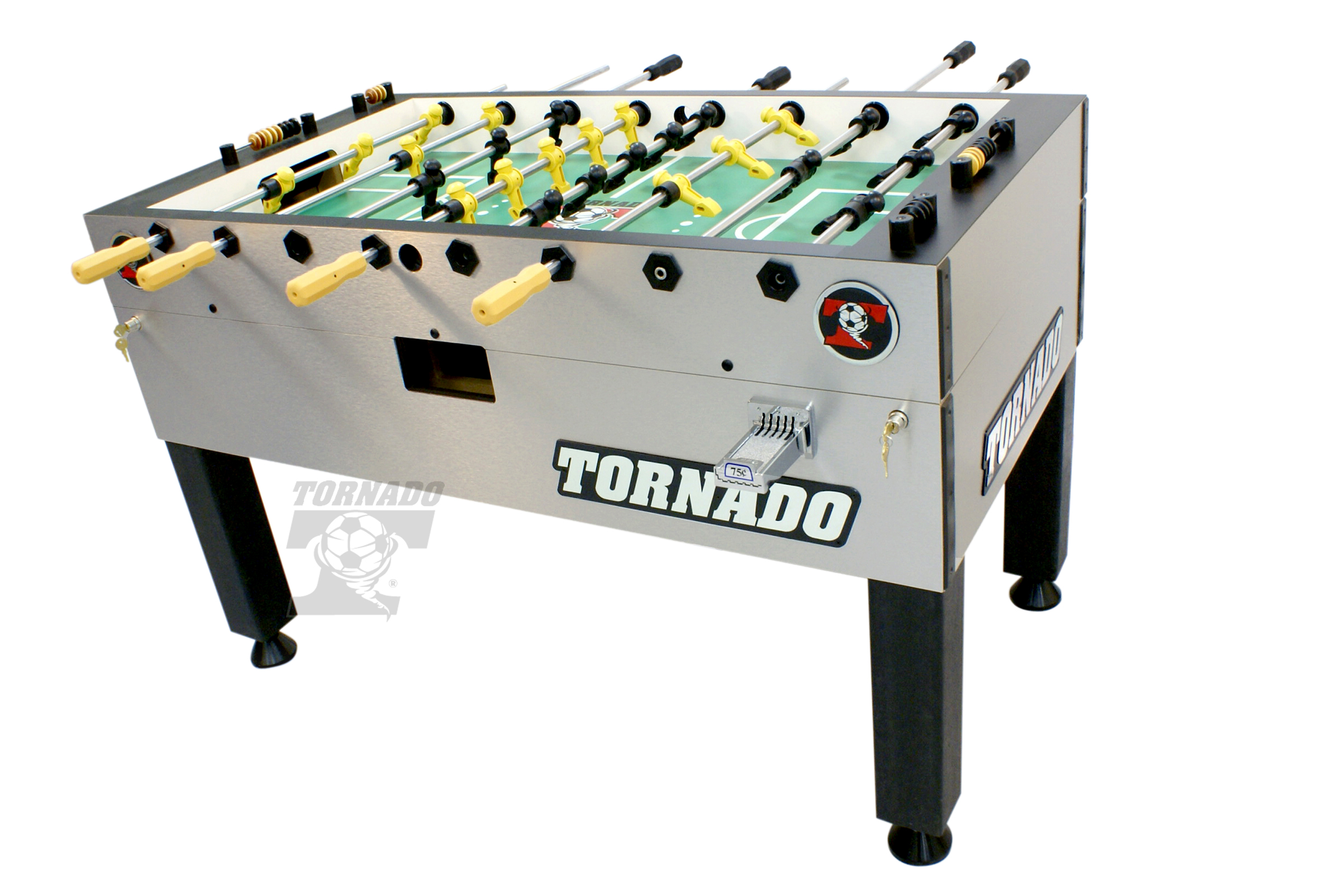 Coin Operated Foosball Table – Sunstar Vending