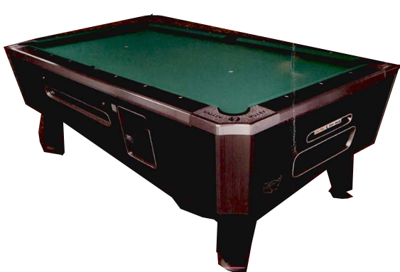 Valley Panther ZDX Pool Table Sunstar Vending - Panther pool table
