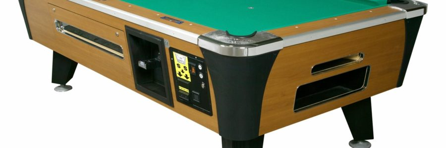 Great Eight Valley Pool Table