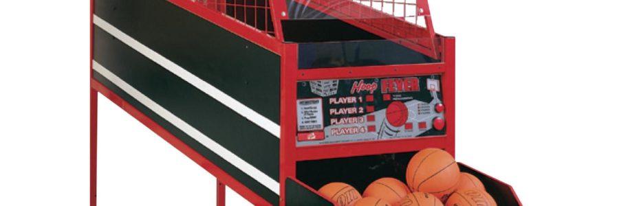 Hoop Fever Cabinet