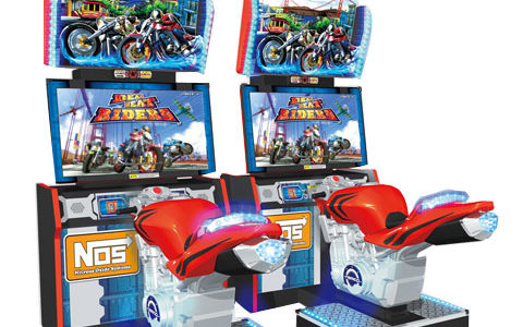 Dead heat riders namco